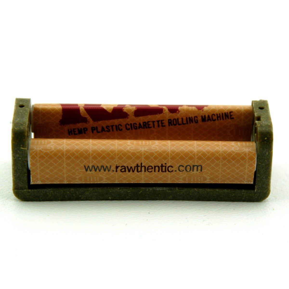 Raw King Size Zigarettenroller mit 4 Raw King Size Zigarettenpapierpäckchen u...
