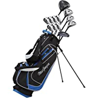 MacGregor Men's DCT2000 Package Set of Golf Clubs With Golf Bag, 5-SW, Right Hand