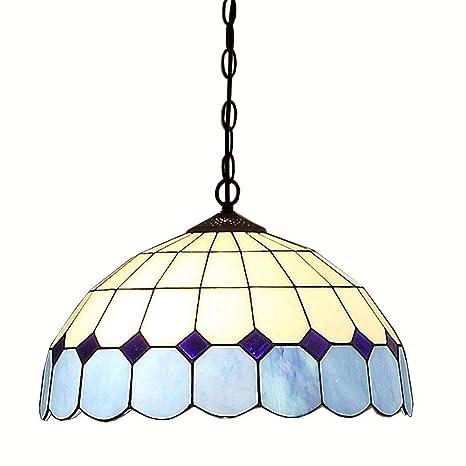 Lámparas Tiffany de la sala de estar de techo 3 cabezas de ...