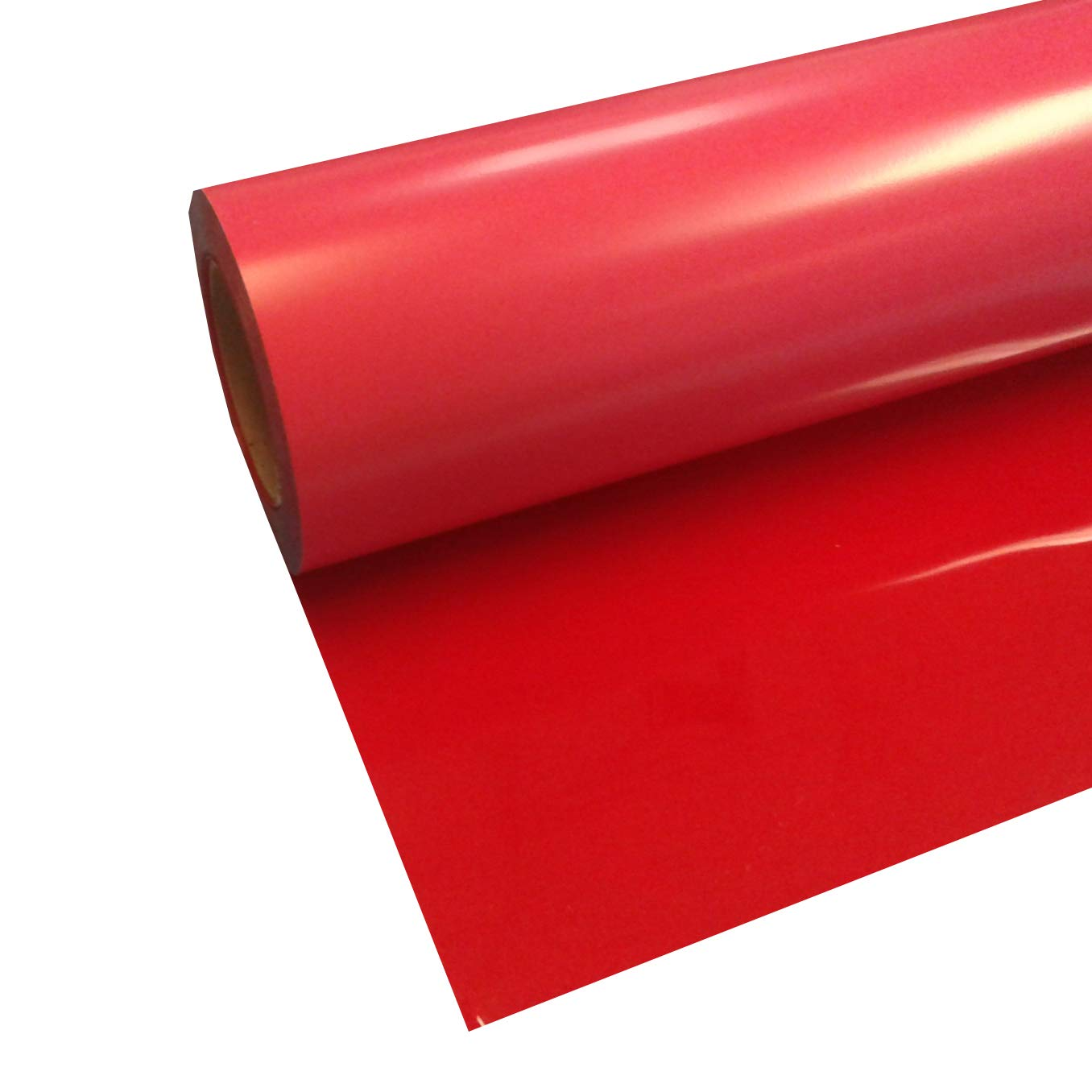 Siser Easyweed Stretch Red 15'' x 15' Iron on Heat Transfer Vinyl Roll Coaches World