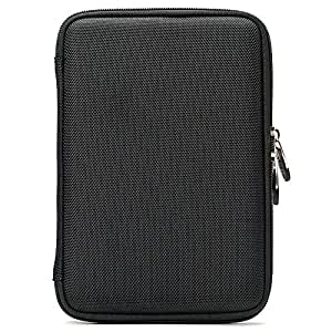 Travel Hard Nylon Lightweight Case For HKC P771A, P774A, P778A 7-inch Tablet