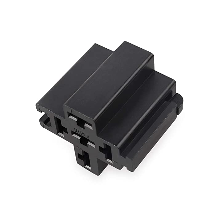 Amazon.com: ehdis 30 A/40 A 5 Pin Relay terminales de ...