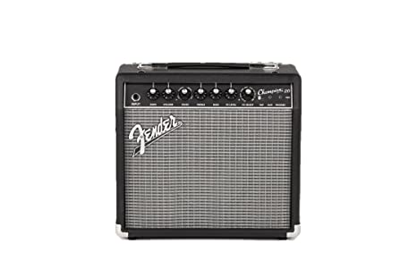 Review Fender Champion 20-20-Watt Electric