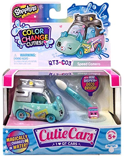 Series 3 Color Change Cuties QT3-C03 Speed Camera ()