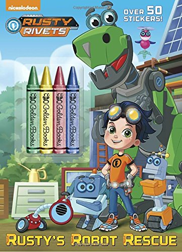 Rusty's Robot Rescue (Rusty Rivets)