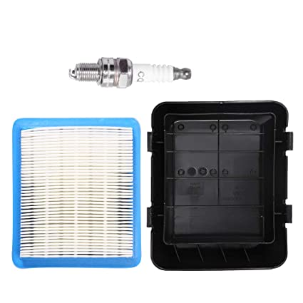 Amazon.com: 17211-ZL8-023 Filtro de aire con 17231-Z0L-050 ...