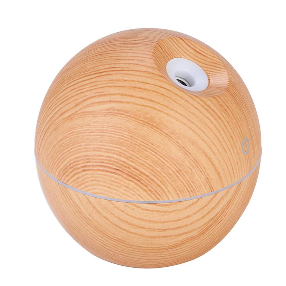 Leaftree Air Humidifier Useful Convenient Nebuliser Moisture Air Cooling Wood Grain