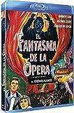 THE PHANTOM OF THE OPERA (El Fantasma De La Opera) 1962 - Blu-RAY - Region B - PAL - Terence Fischer