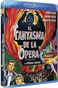 El Fantasma De La Ópera (Blu-Ray Import - European Region B)