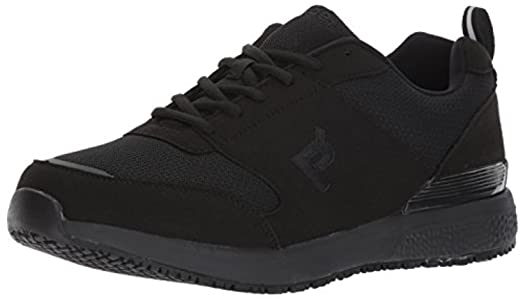 Propet Men's Villager Mid Shoe Black 10.5 X (3E) & Oxy Cleaner Bundle