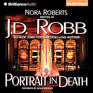 Portrait in Death Audiobook