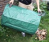 Gardzen 6-Pack 72 Gallon Bags - Reuseable Heavy