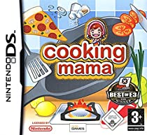 Nintendo DS Cooking Mama Game