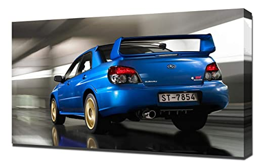 Lilarama 2004 Subaru Impreza Wrx Sti V4 1080 Imagen Sobre