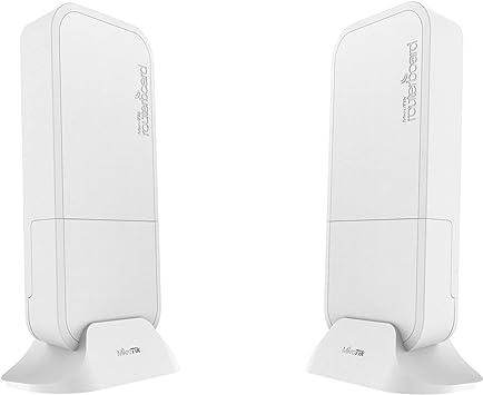 Mikrotik WAP 60G - Punto de Acceso (IEEE 802.3af,IEEE 802.3at, 10,100,1000 Mbit/s, 11-57 V, 5 W, Blanco, -40-70 °C)