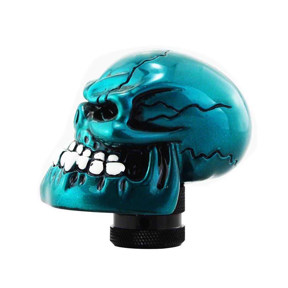 Mavota Black Skull Manual Automatic Gear Shift Knobs