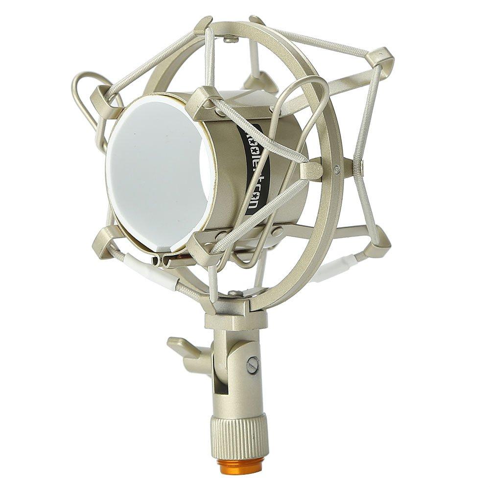 Soporte de microfono / grabacion en estudio [Importado] xsr