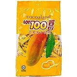马来西亚进口LOT100一百份果汁软糖1kg(大袋) 软糖 结婚年货喜糖糖果零食 什锦/芒果果味软糖 (芒果味1kg*1袋)