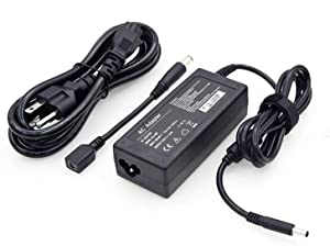 45W 65W AC Laptop Charger for Dell Inspiron 15-3000 15-5000 15-7000 11-3000 13-5000 13-7000 17-5000 XPS 13 Series 5559 5558 5755 5758 14 Foot Extra Long Power Supply Cord by Uflatek
