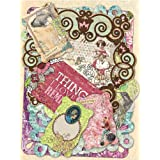 K&Company Jubilee Note and Tag Die cuts
