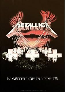 Amazon.com: Metallica - Ninja Star Textile Poster - 30