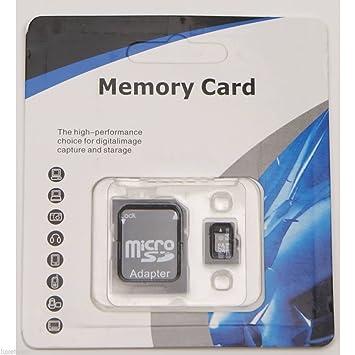 Amazon.com: 64 GB 64 GB tarjeta micro SD tarjeta de memoria ...