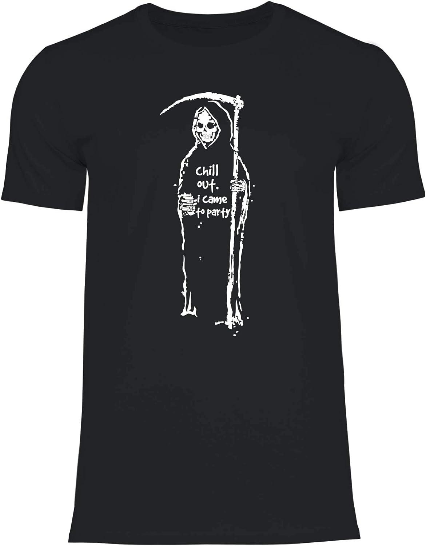 wowshirt Camiseta Halloween Reaper Sentido Reaper para Hombre: Amazon.es: Ropa y accesorios
