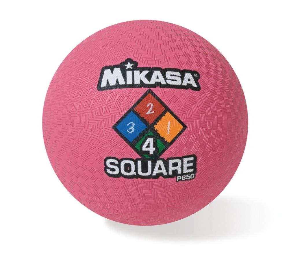 MikasaA 8-1//2 Pink Playground Ball
