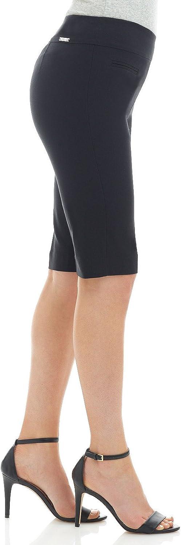 Rekucci para Mujer D/éjate Llevar por la Comodidad Pantaloncillos Modernos de Solo Meter