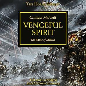 Vengeful Spirit Audiobook