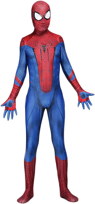 QQWE Traje de Disfraces de Spiderman, Traje de Batalla de ...