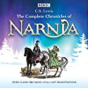 The Complete Chronicles of Narnia: The Classic BBC Radio 4 Full-Cast Dramatisations Hörspiel von C. S. Lewis Gesprochen von: Maurice Denham, Full Cast