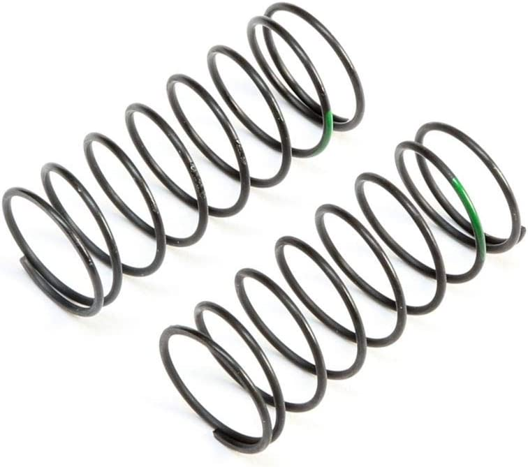 TLR233047 Green 2 Low Frequency 12mm TEAM LOSI RACING Front Springs