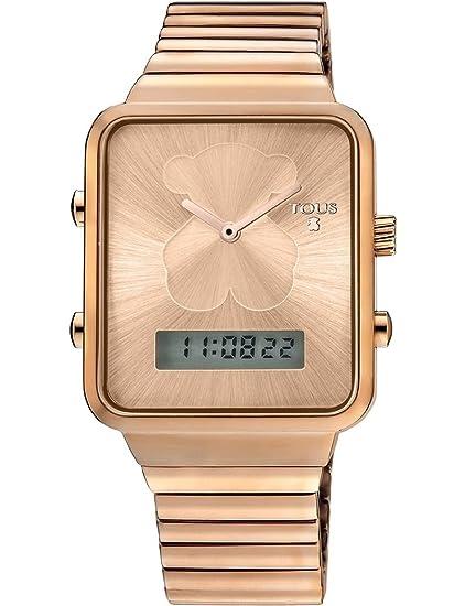def39adbadc3 RELOJ TOUS DIGITAL I-BEAR 700350130  Amazon.es  Relojes