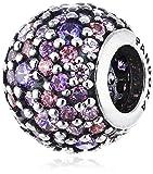 Pandora Pave Lights Charm with Multicolored Cubic Zirconia 791261ACZMX