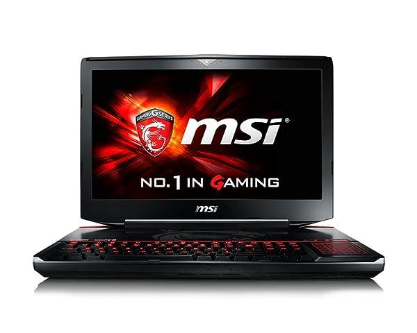MSI Notebook GT80S 6QE Titan SLI