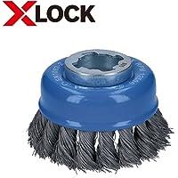 Bosch Professional Heavy - Cepillo de vaso trenzado