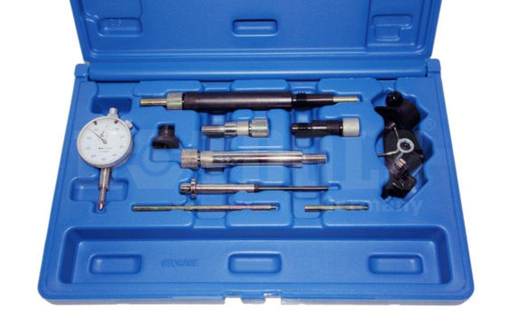 Einstell Dieselpumpe Einspritzpumpe Messuhr Adapter Werkzeug VW Audi BMW Ford WB