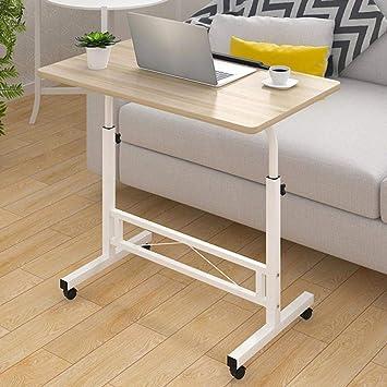 Yilcohwy Laptop Support Table Mesa Portátil De Madera Junto Al ...
