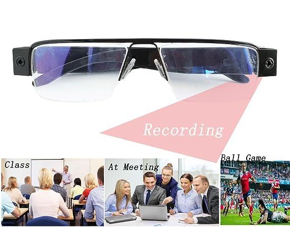 JOYCAM Gafas de sol Deportivas con Cámara Full HD 1080P DVR Eyewear Videocámara Función de Grabación de Vídeo: Amazon.es: Deportes y aire libre
