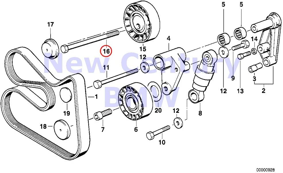 Amazon Com Bmw Genuine Engine Engine Electrical System Pedals Hex Bolt M10x150 525i 320i 323i 325i 325is 328i M3 M3 3 2 525i 528i 530i 320i 323ci 323i 325ci 325i 325xi 328ci 328i 330ci