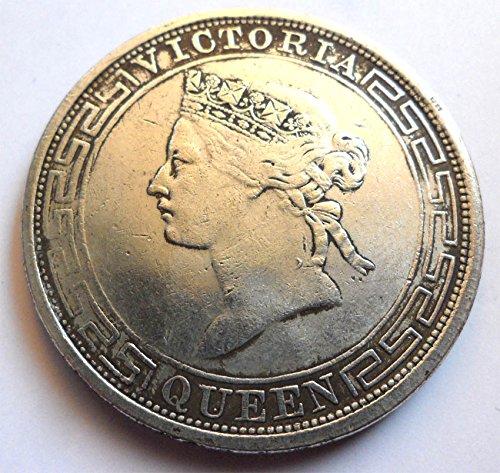 coin-1867-hongkong-one-dollar-queen-victoria-replica