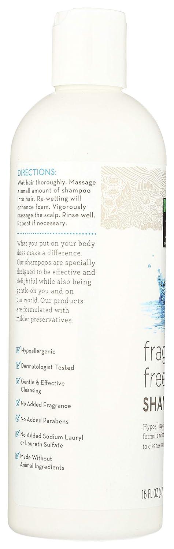 Amazon Com 365 Everyday Value Fragrance Free Shampoo 16 Fl Oz Prime Pantry