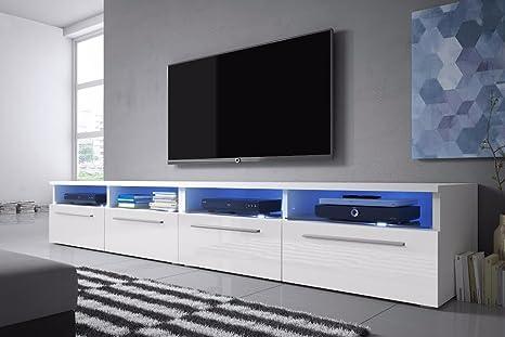 Mobile porta tv mobile unità intrattenimento siena double senza