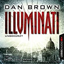 Illuminati: Robert Langdon 1 Audiobook by Dan Brown Narrated by Wolfgang Pampel
