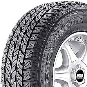 yokohama geolandar a t s all terrain radial tire 225 70 17 108t automotive. Black Bedroom Furniture Sets. Home Design Ideas