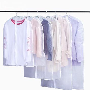 Amazon.com: vesipafly bolsas de ropa, paquete de 5 fundas ...