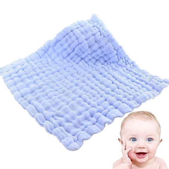 Zoylink Toalla De Baño Para Bebés Toallita Suave 6 Capas Toalla Absorbente De Algodón: Amazon.es: Ropa y accesorios