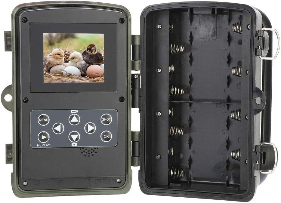 HC-800G 16MP 3G MMS GPRS HD 1080P Video Tier-IR-Trail-Jagd-Kamera SP