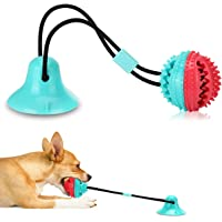 ALLRIER Dog Chew Toys for Aggressive Chewers, Puppy Dog Training Treats Teething Rope Toys for Boredom, Dog Puzzle Treat…